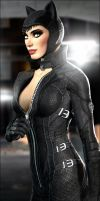 Catwoman by AngryRabbitGmoD