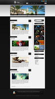 White Fire WP Theme by SteveNevermore