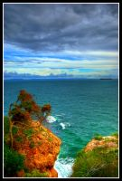 My Coast Divided HDR by Lula939
