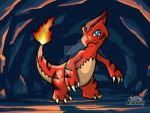 Charmeleon Free Paint by kunai-of-the-sand