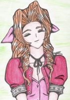 Aeris be t3h Sexy by Chocobokabob