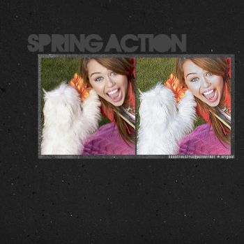 Spring action by EssentialStyle