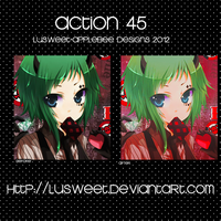 Action 45 by LuSweet