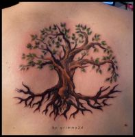 Tree of life by grimmy3d