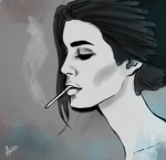 La Cigarette by MinioN2