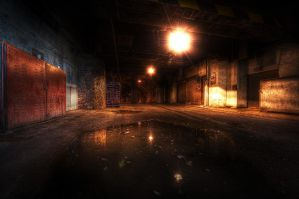 Beneath the Station by taffmeister