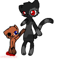 New Character and a Zombie.:Kyonshi:. by xXHopeAndIllusionXx