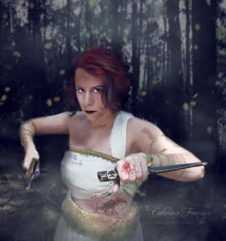 Boudicca by KittyD