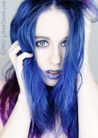 Blue-Eyed Girl by MordsithCara