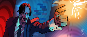 JohnWick StyleTest by DazTibbles