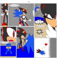 Sonadow comic pg 2 by TheUnknownlover