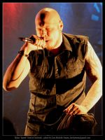 Bjorn Strid of Soilwork by elsenator