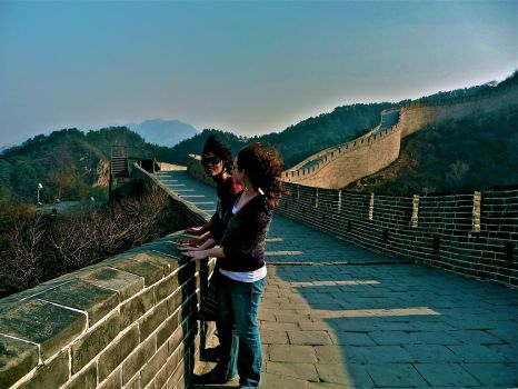 The Great Wall II   V2 by hatikvah92