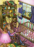 Bedtime Story by JoannaBromley