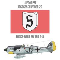 T Shirt JG26 by WS-Clave