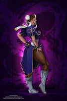 Chun-Li by First1stClass