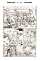 Adventure comics 3 pg 2 by manapul