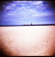 Holga Beach by Lomomaniac