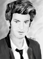 The Amazing Andrew Garfield by MEEPxoxo