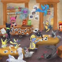 PMD side mission 7 -late- by Kitsunesprite