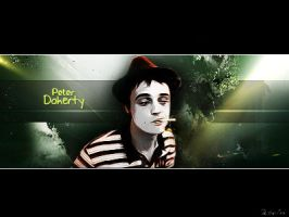 Peter Doherty by Roxiiin