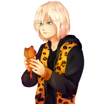 Yurio by chowruto