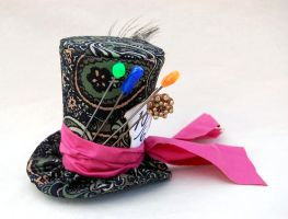 Tiny Top Hat: Classic Mad Hatter by TinyTopHats