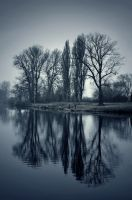 Autumn mirror by TheJokerCZ