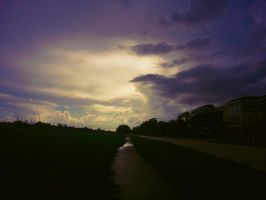 After Rain by Willberr