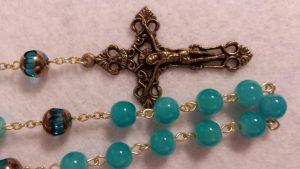Daughters Rosary by rosariesbyclarissa