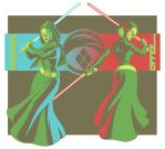 Barriss - color palette challenge by MelHell84