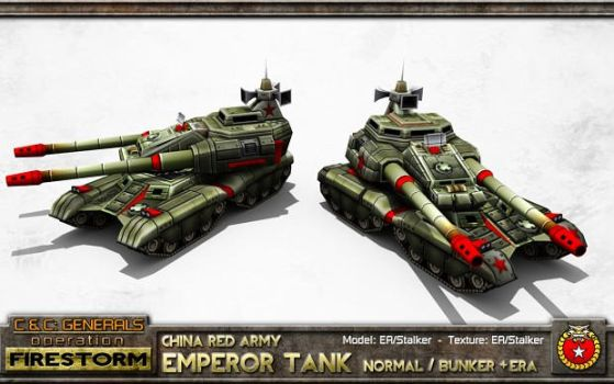 Emperor Tank by Nkrs235