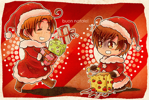 Buon Natale by say0ran