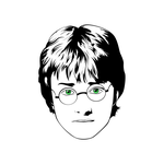 Harry Potter by humphreylitan