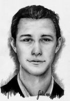 Joseph Gordon-Levitt by JuliaFox90