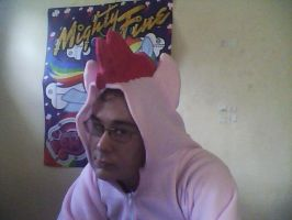 Pinkie Pie jacket! (hood) by ManeStreetPlush