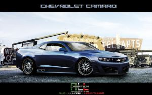 Chevrolet Camaro ALL creation by LazziTuning