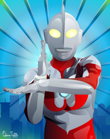 Ultraman by drifith