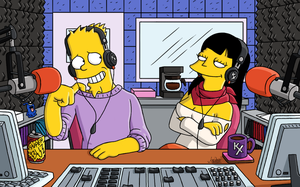 The Simpsons: ADYL Promo - Season 1, Episode 3 by The-Quill-Warrior