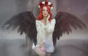 ANGEL 69 (updated version) by SteveWackenKing