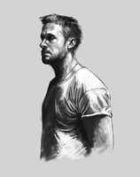Only God Forgives Sketch No. 2 by Kmadden2004