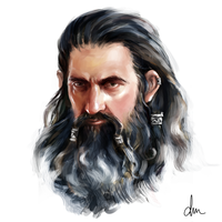 Thorin Oakenshield by WindCyclone