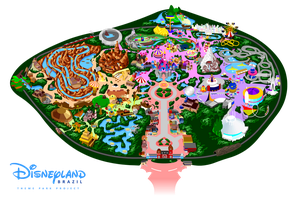 My Disneyland 2.1 by mrzahta