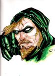 Green Arrow! by Fraven