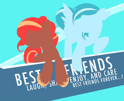 EQD NATG II - DAY 22: Best Friends by Sunfur