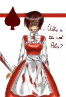 Who is the next Alice? by MariVargas93