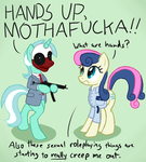 HANDS UP by Arrkhal