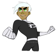 danny phantom by TheUltimateEnemy