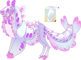 Design Entry 2 (Carnival Manticore) by The-Purple-Room