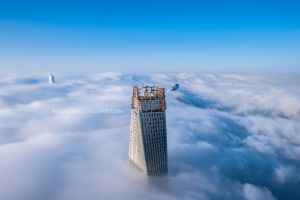 Cloud Castles by VerticalDubai